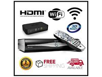 RRP £108.99 - SKY PLUS + HD Box 500GB Amstrad DRX890 + ON-DEMAND WIRELESS WIFI CONNECTOR Incuded!
