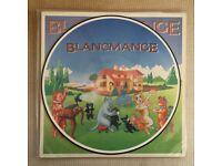 Blancmange – Happy Families Picture disc original 1982. Mint.