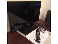 """24"""" LED Television with built in DVD"""