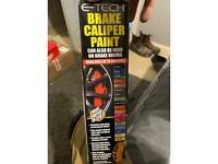 Brake callipers paint