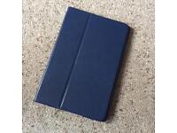 Blue tablet case for Lenovo A7600