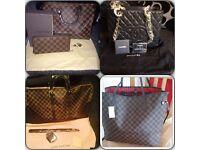 Lv bag Chanel bag