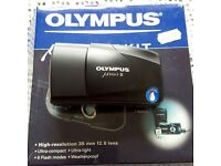 Olympus MJU II Film camera - UNUSED! For collectors