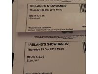 Ireland showbands Waterfront Hall