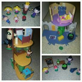 Peppa pig AND ben and Holly