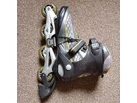 Rollerblades size 9-10