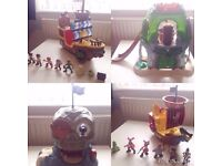 Disney's Jake & The Neverland Pirates Very Good Condition