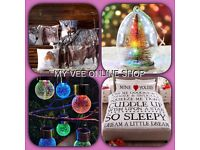 Duvet set, Homeware, gifts, Christmas items - msg me or FB search MY VEE ONLINE SHOP