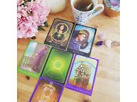 Tarot card psychic reading by email