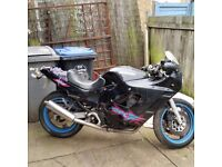 Suzuki GSX600F Quick Sale Not GSXR, CBR, R1