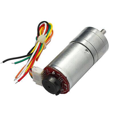 High Torque 12v Dc1930 Rpm Encoder Gear-box Electric Motor Replacement