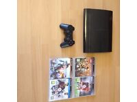 Playstation3 500GB +Games. SuperSlim