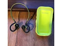 Plantronics BackBeat FIT Wireless Bluetooth Sport Headphones with Armband - IMMACULATE