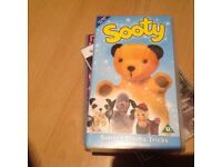 Sooty VHS tape