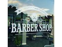 Barbers Required for Busy Salon