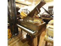 Bluthner Style 4a Baby Grand Piano Mahogany By Sherwood Phoenix Pianos