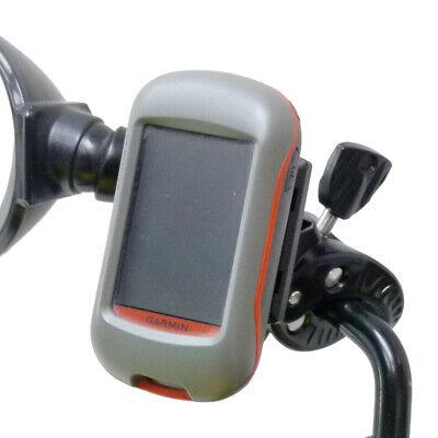 k-Tech Pinza Motocicleta Scooter Espejo GPS Soporte Para Garmin Dakota 10 20