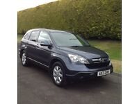 2008 Honda CR-V 2.2 CDTI ES 4x4, NEW MODEL, FULL SERVICE HISTORY, NOT RAV 4 OR SUZUKI VITARA