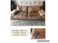 **FREE** 3 seater / 2 seater & footstool