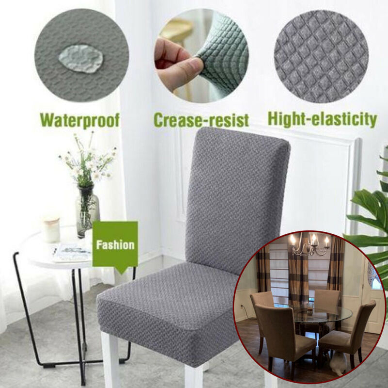 Fashion Home Elastic Handmade Waterproof Decorative Chair Se