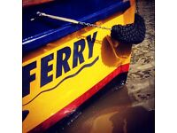 Office Administrator - Bristol Ferry Boats, vibrant community owned business...Full time, Permanent