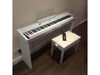 Roland FP-4 Digital Piano, weighted keys, stand, pedal and seat included.