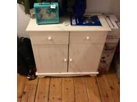Brand new Chelsea cabinet- 2 draws and 2 doors