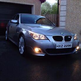 2005 BMW 535d M Sport