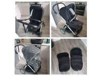 REDUCED Mamas & Papas Sola 2 MXT Trio pushchair package