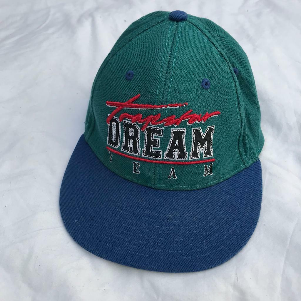 Trapstar dream team snapback cap  5e892a7bc1a