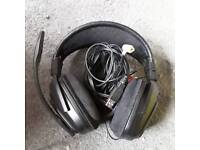 Gioteck Ex-05 Muffler Micro-Fibre Headset PS3, XBOX 360, PC & Mac