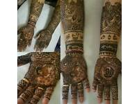 Mehndi Artist for Bridal & Party!
