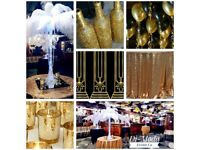 Great Gatsby , 1920s theme birthday, party, corporate event decorators in London! Free Quote!!