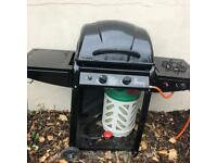 Gas Barbecue with cover