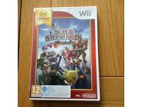 Nintendo Wii Super Smash Bros Brawl game