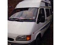 Ford Transit Holdsworth Conversion Campervan 1.6 for Sale - No MOT