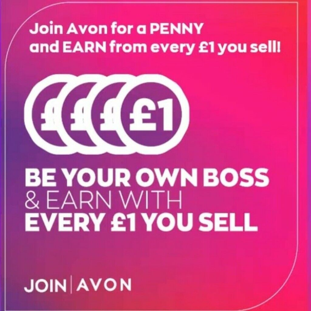 How Can You Join Avon For A Penny?