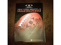 NFL Bridgestone International Series New York Giants Miami Dolphins 2007 Wembley