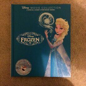 Disney Movie Frozen Collection Collectors Edition Book