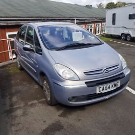 Citreon Xsara Picasso 1.6 *12 Month MOT* Family Car 2004