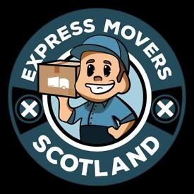Express Movers Scotland. Highest quality home removal services at low prices