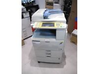 Ricoh Aficio MP C2550 All-in-one Print, Scan, Copy and Fax - Faulty / For Parts