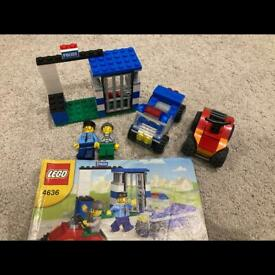 Lego city 4636