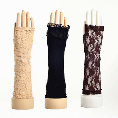 Art Hand Model Watch Ring Bracelet Gloves Stand Display Mannequin Hand