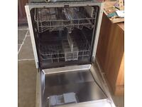 Bosch integrated dishwasher, no longer needed due to kitchen upgrade.