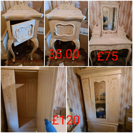 French style bedroom furniture