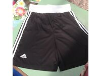Adidas Boxing Shorts Black Size Medium