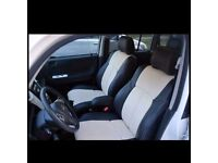 MADE TO MEASURE CAR LEATHER SEATCOVERS TOYOTA PRIUS FORD GALAXY VW SHARAN SHARON TOURAN PASSAT CADDY