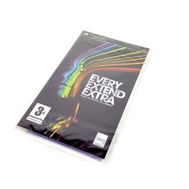 Every Extend Extra From The Makers Of Lumines Sony PSP New Sealed