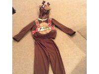 Kids Reindeer Costume (age 8/10 yrs)